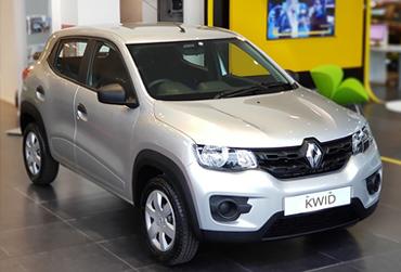 Plan Nacional Renault Kwid Zen