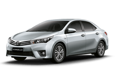 Plan Nacional Toyota Corolla
