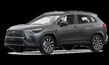 Plan Nacional Toyota Corolla Cross 100%