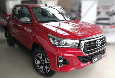 Plan Nacional Toyota Hilux 4x2