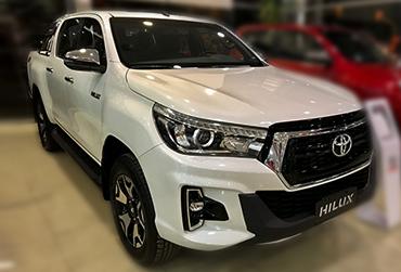 Plan Nacional Toyota Hilux 4x4