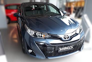 Plan Nacional Toyota Yaris