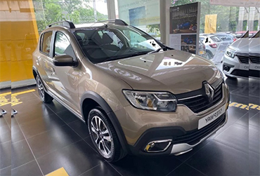 Stepway Intens